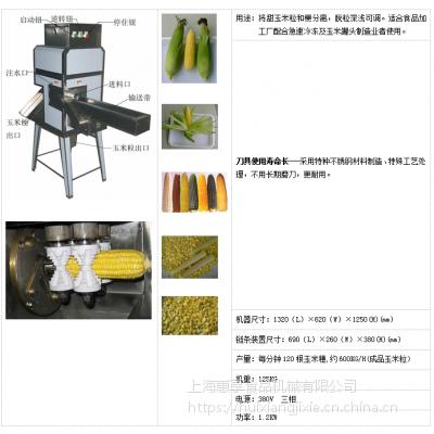 TW-368玉米脫粒机