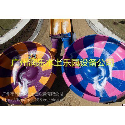 广州润乐水上乐园设备提供戏水小品、滑梯系列——巨兽碗滑梯
