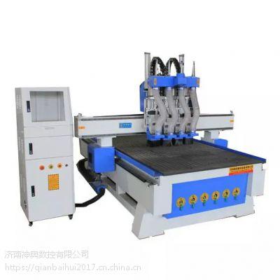 西昌全自动板式家具开料机 吸塑门板加工中心 中华神工开料机厂家