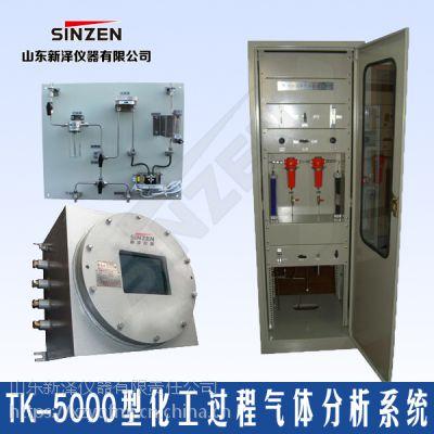 TK-5000型化工过程气体分析系统