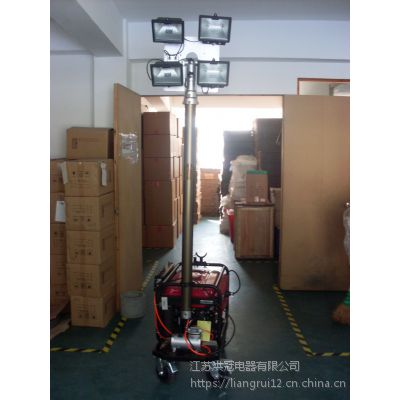 SFW6130升降式移动照明车 4*500w