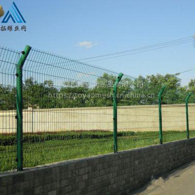 双边圈地护栏网定做 铁丝围栏网