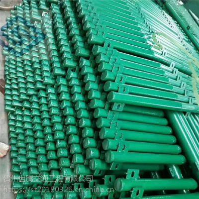 贵州世腾桥梁防抛钢板网镀锌喷塑厂家直销质量有保障