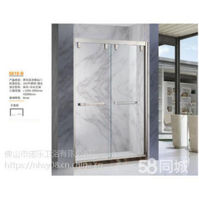 广东佛山卫斯雅淋浴房玻璃隔断门免加盟费诚招全国各经销商