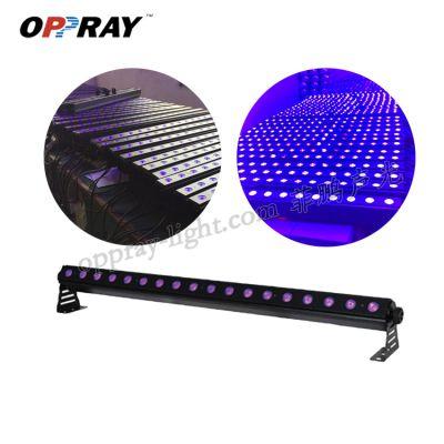 菲鹏声光WL-W0181 18颗3W紫光led洗墙灯LED室内染色洗墙灯