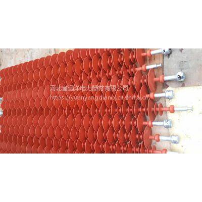 棒形悬式复合绝缘子:FXBW4-10/70型号、价格