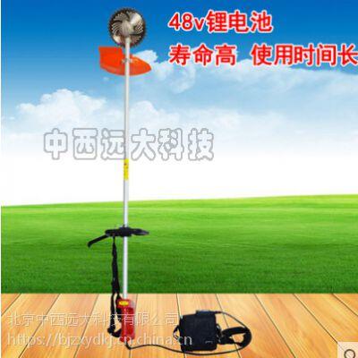 中西(LQS特价)锂电草坪机除草机(中西器材) 型号:M362917库号:M362917