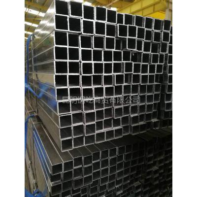 西南地区钢材哪里买 昆明方管价格 材质Q235B 规格齐全