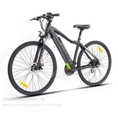 MSEBIKE电动自行车进口锂电助力车