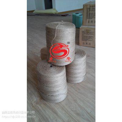 圆草捆包装绳加工 圣隆麻绳销售