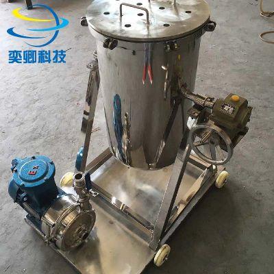 钛棒过滤器 耐酸碱 可翻转 反冲 不锈钢精密滤芯过滤器