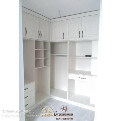 武汉衣柜定制:整体衣柜空间如何搭配?
