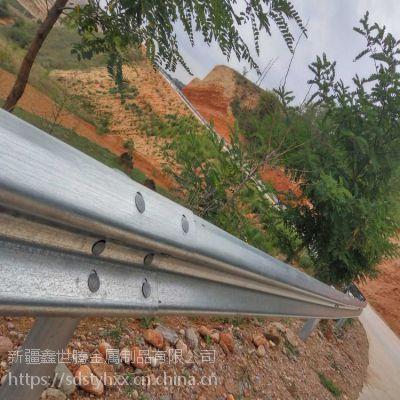 阿勒泰 高速公路护栏 波形防撞栏 量大优惠