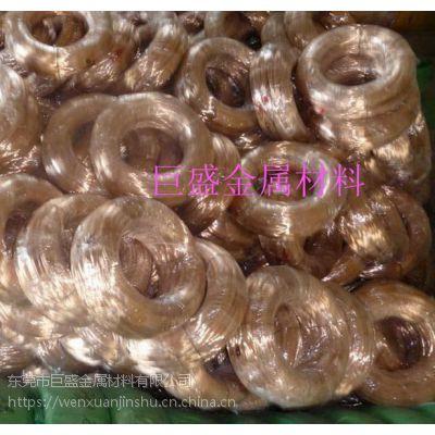 东莞巨盛专业生产高精磷铜线材,规格φ1.0-9.0mm,用途广泛