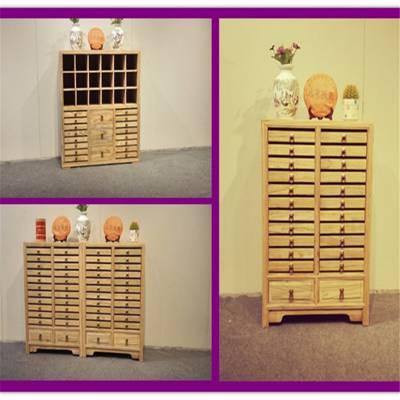 中式榆木红酒柜隔断柜组合仿古现代装饰柜展示柜实木博古架储物柜
