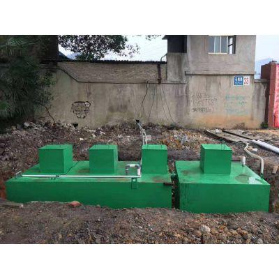 小型屠宰场废水处理设备安装调试