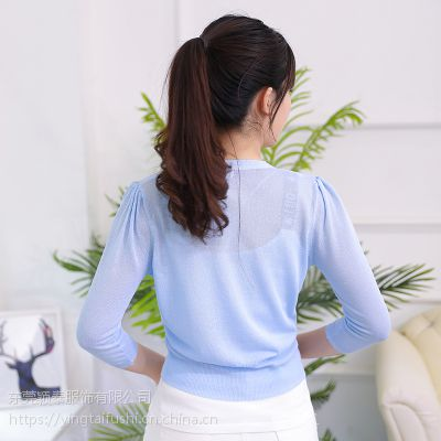 毛衣套头女韩版 服装 服饰 批发 生产