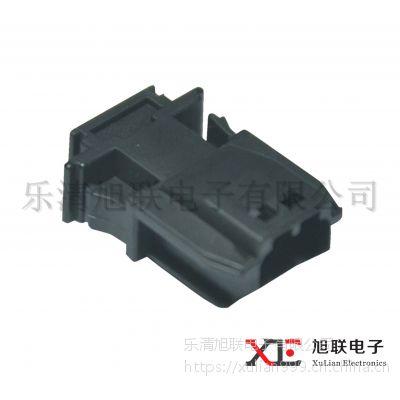 供应国产胡连汽车连接器3MX02MBK汽车接插件现货