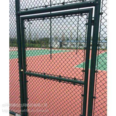 北京排球场围网 球场勾花网 隔离网 生产安装全包括
