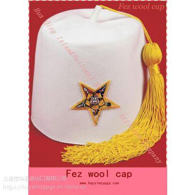 菲斯羊毛帽 Fezw woo cap / 土耳其羊毛帽 Turkish woo cap