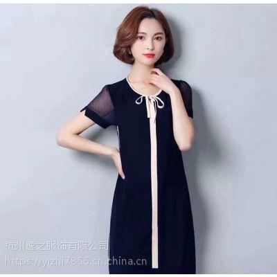 铺货18新款品牌折扣女装批发 素帛正品女装一手货源尾货低价拿货