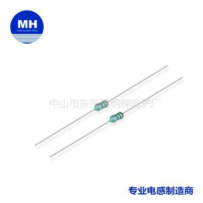 色码电感 色环电感 AL0307-2R7K 电感量2.7