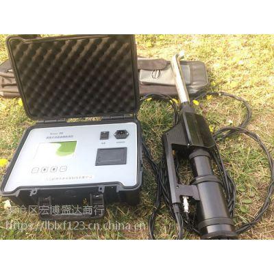 符合国家环保部行业标准 LB-7020便携式油烟检测仪