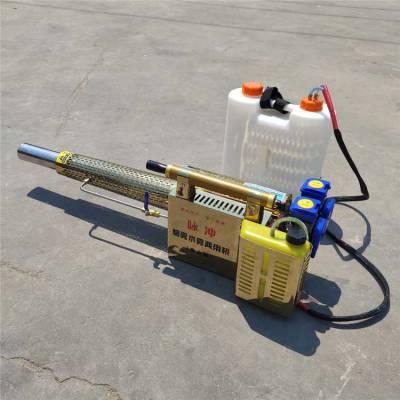 南宁汽油脉冲式弥雾机 圣鲁果园喷雾器