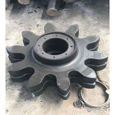 洛阳采煤机齿轨行走轮|采煤机齿轨行走轮厂家