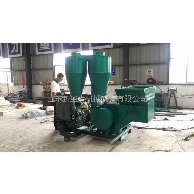 9FQ50-40型1.5-2.5吨加工量饲料粉碎机 大型草粉加工机械 粉碎机