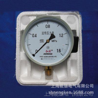 供应YZTK -150防腐耐酸抗震电阻远传压力表 上海能垦变频器压力表