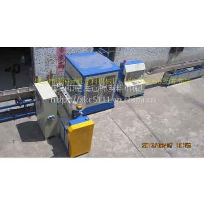 供应PVC包纱管挤出机/ PVC卫浴管挤出设备
