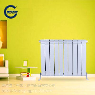 春光钢铝复合暖气片 家用壁挂式散热器 钢铝散热片