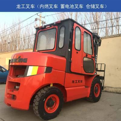 龙工3.5吨电瓶叉车临沂报价 叉车季度销售数据分析