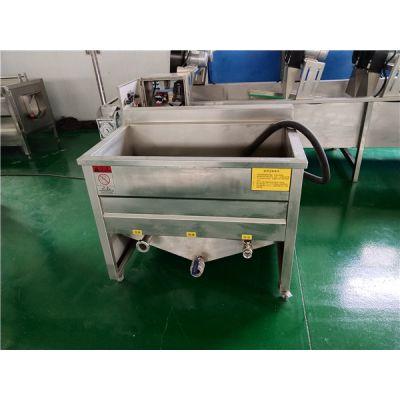 无骨鸡柳小油炸锅(价格) 佳美500*500mm电加热油炸槽 可根据产量定制尺寸