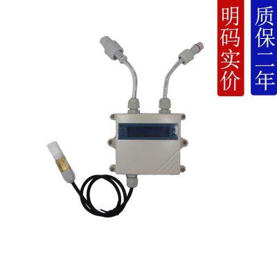 温湿度记录仪 仓库药店GSP监测rs485传感器显示温湿度计监控系统JSS/金时速