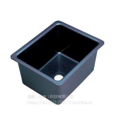 实验室家具实验台配件PP水盆带水管现货