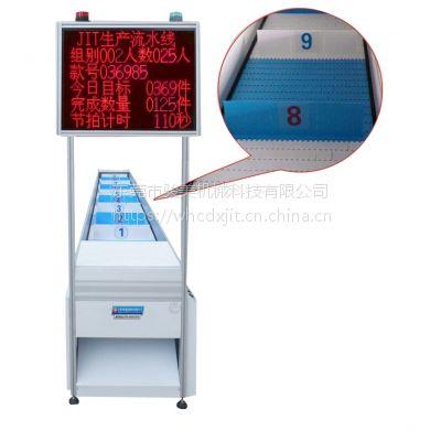 制衣厂生产流水槽 服装厂智能流水线 骏美智能流水系统