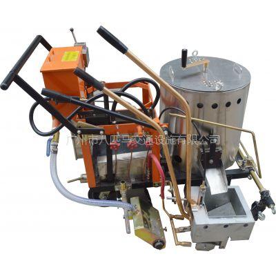 自走式机械震荡热熔划线机 广州bapima凸起震荡标线机