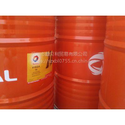 昆明供应道达尔高性能工业闭式齿轮油EP 68 100 , TOTAL CARTER EP 100