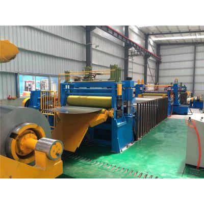 纵剪分条机械自产自销保质保量-泊衡