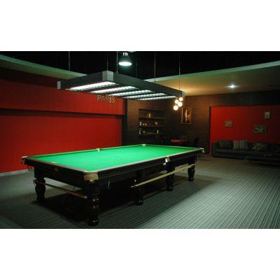 京台球俱乐部设计台球厅台球室装修专业设计量身定制