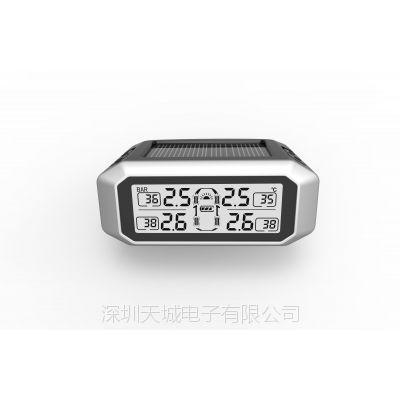 吉安宝TC88D汽车无线太阳能胎压监测器内置外置TPMS
