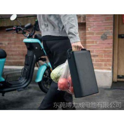电动摩托车锂电池定制