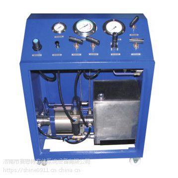济南赛思特矿用气动液压自动脱模顶模机