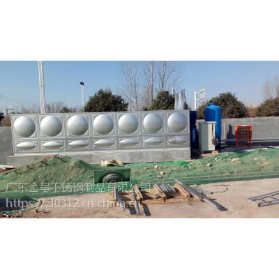 供应四川JH-54不锈钢拼装水箱