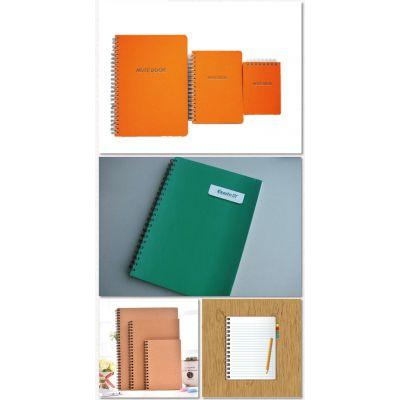 南阳活页手账本印刷 双胶纸日记本定做 学生用品笔记本定制