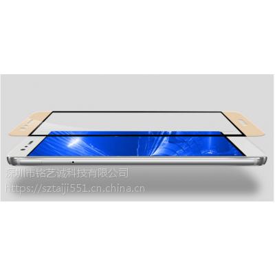 厂家批发华为P9全屏钢化膜 华为P9手机高清钢化膜