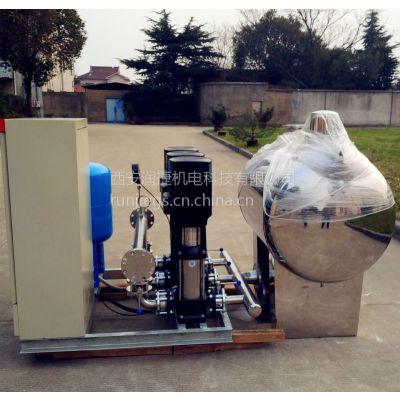 箱式+罐式+多功能+恒压+变频+稳流+增压+无负压=供水设备 RJ-2687