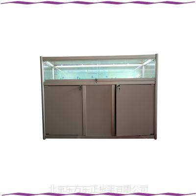 供应精品货架 钛合金展架 展柜柜台 玻璃层板货架